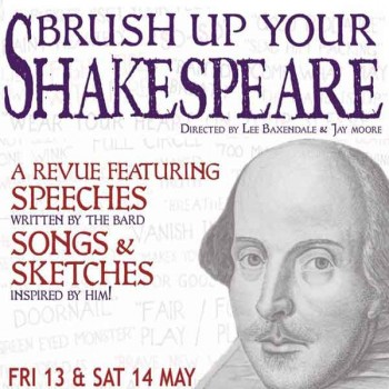 Brush up Your Shakespeare @ the SPACE