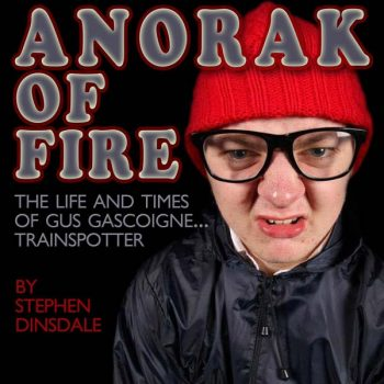 Anorak of Fire | The SPACE Ilfracombe