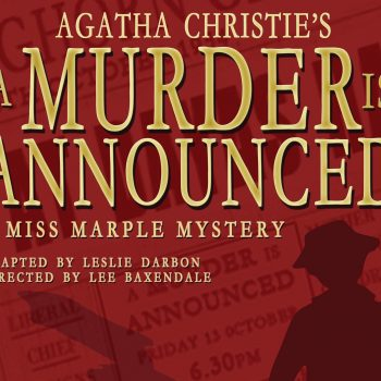 A Murder is Announced | Small Pond Productions | The SPACE, Ilfracombe, North Devon